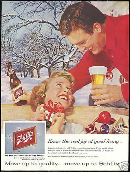 Vintage Christmas Advertisment