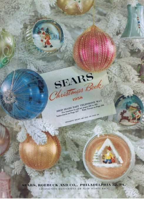 Vintage Christmas Sears Ad
