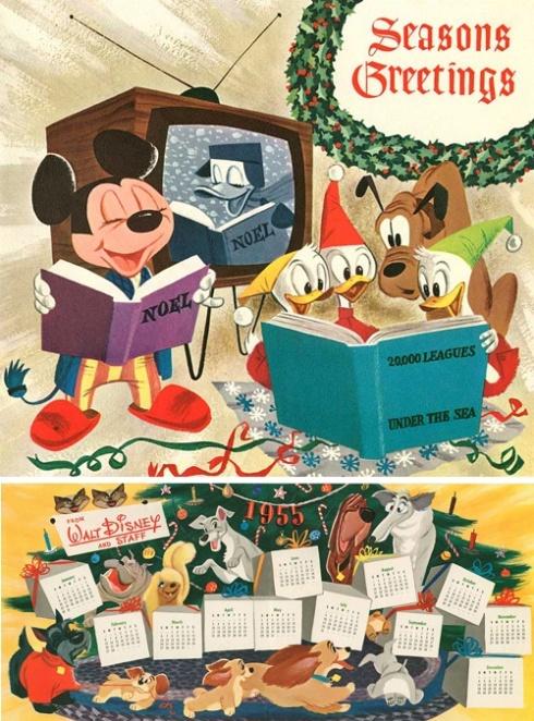 Vintage Christmas Disney