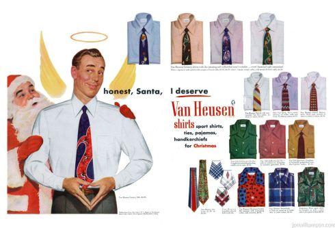 Vintage Chrismas Ad