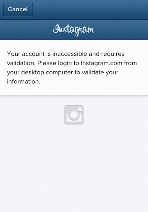 Instagram ID Check