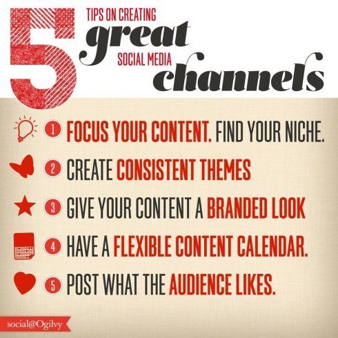 Five-Tips-on-Creating-Great-Social-Media-Channels-Infographic