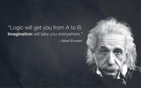 Imagination~ Albert Einstein